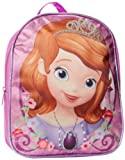 Disney Girls 2-6X Princess Sofia Satin Mini Backpack