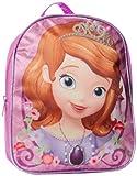 Disney Little Girls'  Princess Sofia Satin Mini Backpack