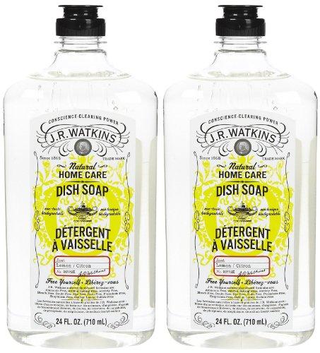 J. R. Watkins Liquid Dish Soap - 24 oz - Lemon - 2 pk (Watkins Dish compare prices)