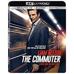 The Commuter [4K Ultra HD + Blu-ray]