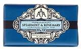 AAA Aromatherapy Spearmint & Rosemary Triple Milled Soap 200g / 7oz by Aromas Artisanales de Antigua