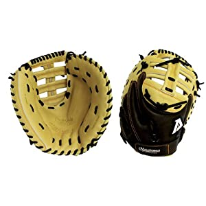 Buy 33in Right Hand Throw Ladies Fastpitch Softball Catchers Mitt - AKD-AAR64-RT by Akadema