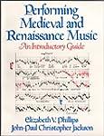 Performing Elizabethan and Renaissanc...