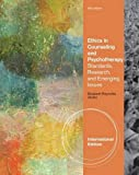 img - for Ethics in Counseling and Psychotherapy: Standards, Research, and Emerging Issues. Elizabeth Reynolds Welfel book / textbook / text book