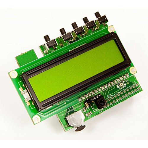 Piface Control And Display Revision 2