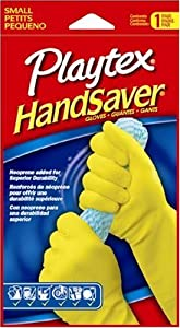 Playtex Gloves HandSaver Gloves: Small