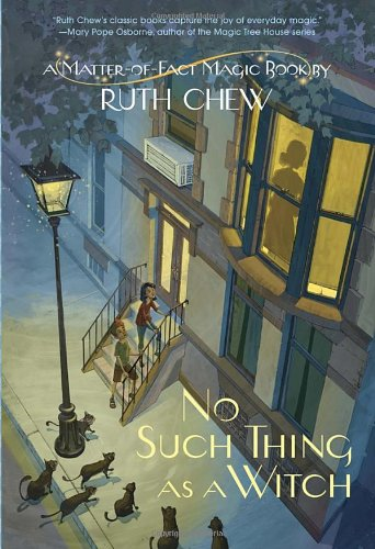 No Such Thing as a Witch (Stepping Stone Book)
