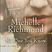 No One You Know | [Michelle Richmond]