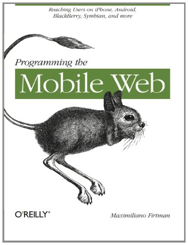 Programming the Mobile Web