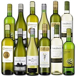 White wine - Top Sellers mixed case - (Case of 12)