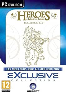 Might & Magic Heroes Collection - Contient les 5 Might and Magic Heroes ainsi que les 7 extensions!