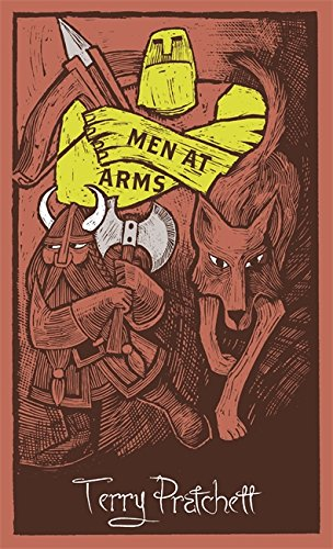 Men At Arms: Discworld: The City Watch Collection (Discworld Hardback Library)