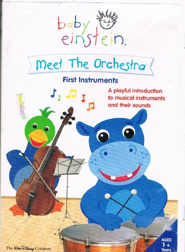 Meet the Orchestra: First Instruments