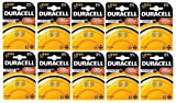 Duracell 10DULR44-2 AG13 V13GA Button Cells 10x Pack of 2