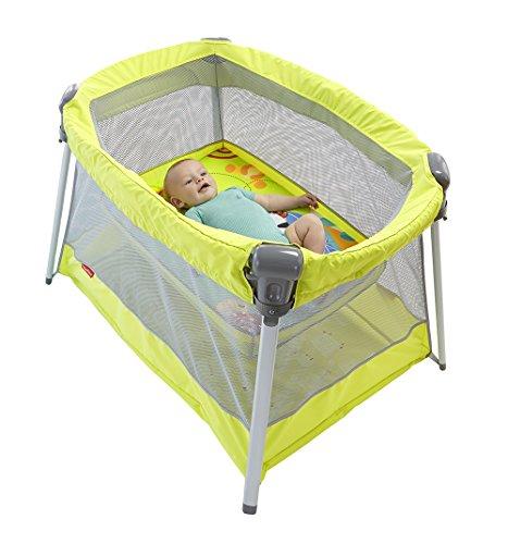 Baby Gear Mattel - Parque cuna de viaje Fisher-Price (Mattel CHR23)