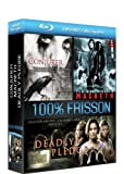 Image de coffret 3 blu-ray disc 100% frisson : conjurer / macbeth / deadly pledge