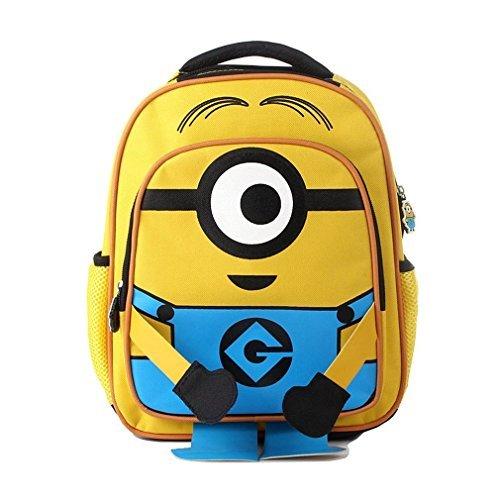 KingMountain Despicable Me Minions School Backpacks (Teavana Teapot White compare prices)