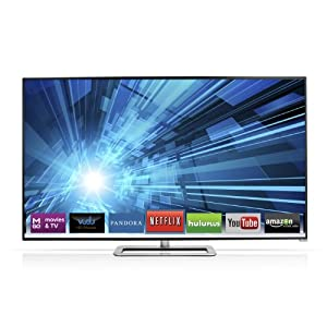 VIZIO M801d-A3R 80-Inch 1080p 240Hz LED 3D Smart TV with 8 3D glasses