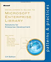 Developer's Guide to Microsoft Enterprise Library, C# Edition Front Cover