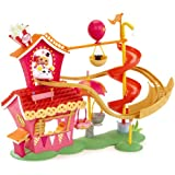 Mini Lalaloopsy Silly Fun House Playset with Misty Mysterious