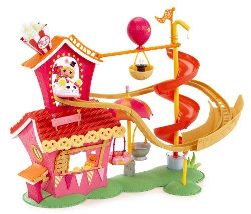 Mini Lalaloopsy Silly Funhouse Park Play Set [UK Import]