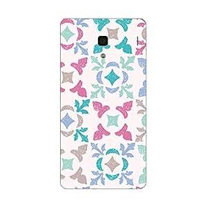 Garmor Designer Plastic Back Cover For Xiaomi Redmi 1S