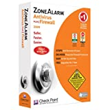 ZoneAlarm AntiVirus plus Firewall 2009 - 3 User (PC)by Avanquest Software