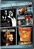Denzel Washington 4-Movie Spotlight Series