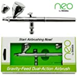 Iwata NEO CN Gravity-Feed Dual-Action...