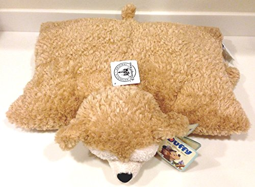 【海外版】ダッフィー ぬいぐるみ まくら 約50cm Duffy the Disney Bear Plush Pillow ディズニー ベア クッション 枕 ギフトに さくらドーム