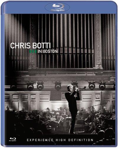 Chris Botti in Boston [Blu-ray] [Import]