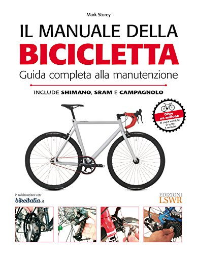 Il manuale della bicicletta Guida completa alla manutenzione PDF