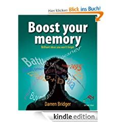 Boost your memory: 52 Brilliant Ideas You Won't forget