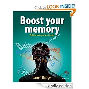 Boost Your Memory - Darren Bridger