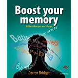 Boost your memory: 52 Brilliant Ideas You Won't forgetby Darren Bridger