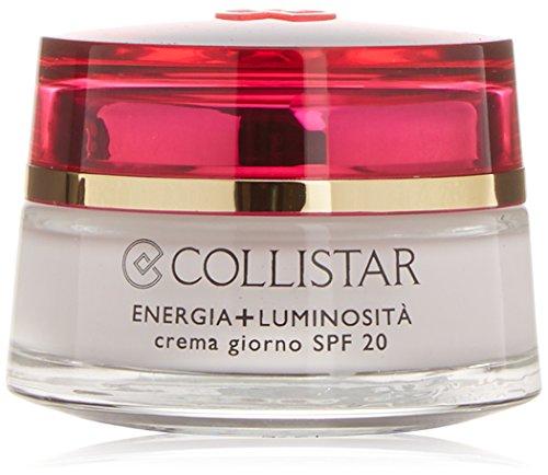 Crema energia+luminosità giorno di Collistar, Crema Viso Donna - Vasetto 50 ml.