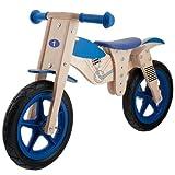 FLS Kinder Holz Laufrad MOTORRAD