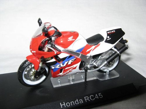 IXO Altaya Honda RC45 Model Motorcycle Special Edition Red White