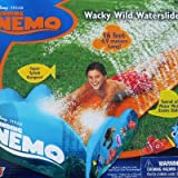 Slip d Slide:Finding Nemo Wacky crazy Waterslide