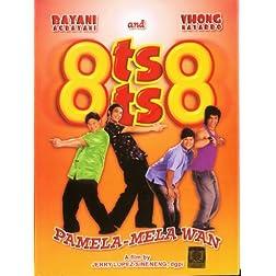 Otso Otso pamela-mela wan - Philippines Filipino Tagalog DVD Movie
