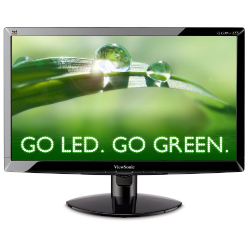 Viewsonic VA1938WA-LED 19-Inch Widescreen LED