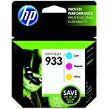 HP 933 Color Original Ink Cartridge Combo Pack (CR313FN)
