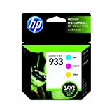 HP 933 Color Ink Cartridge Combo Pack