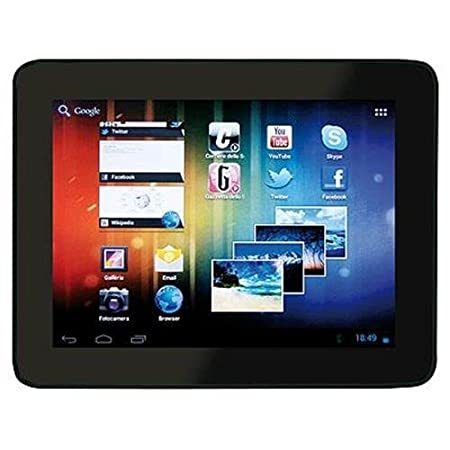"Mediacom 855i Tablette Tactile 8 "" ARM Android 4.0 Noir"
