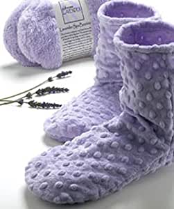 Sonoma Lavender - Lavender Dot Spa Booties