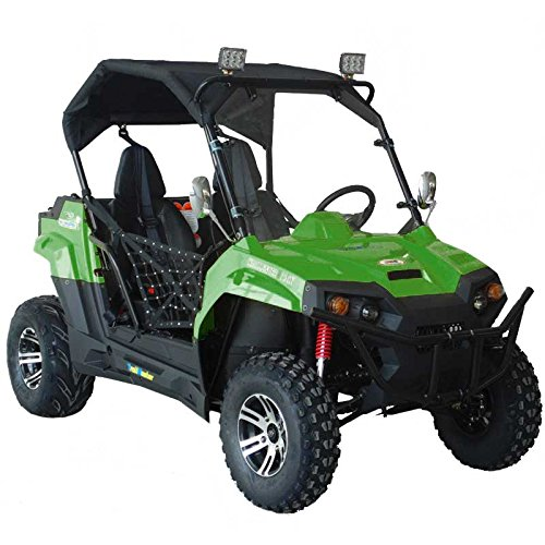 ALL-GREAT-FEATURES-Durable-UTV-TrailMaster-Challenger-150X-Deluxe-UTV-Side-by-Side
