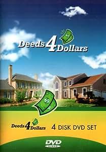 Deeds 4 Dollars (4-DVD set)