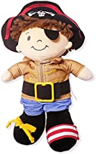 Pirate Activity Doll Plush 15quot Nat amp Jules Collection