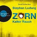 Zorn: Kalter Rauch Hörbuch von Stephan Ludwig Gesprochen von: David Nathan