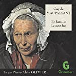 En famille | Guy de Maupassant